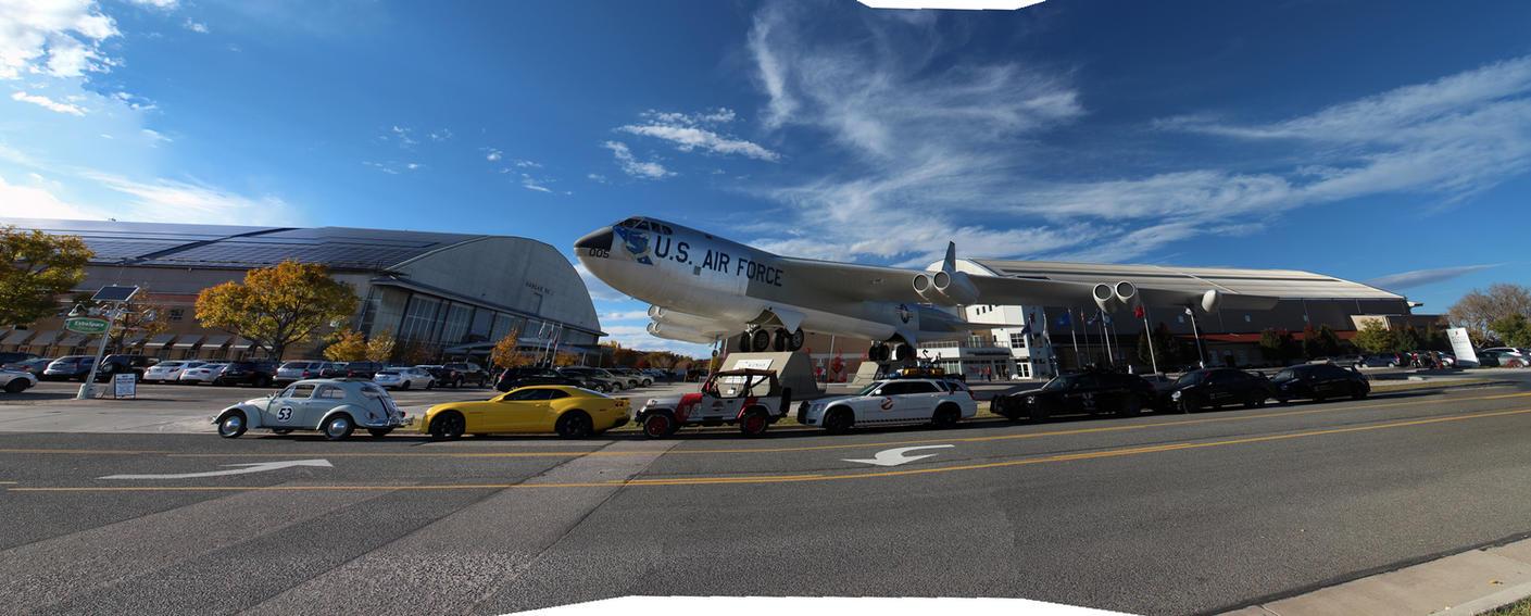 Colorado Movie Cars vs. B-52 Stratofortress by Boomerjinks
