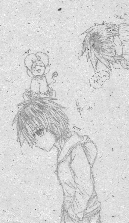 Doodle 2 by KiwiHorizon