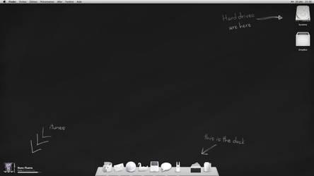 Blackboard by ultr4man