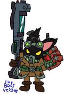 Omega Squad Veigar by TheBossVeigar