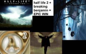 half life 2 poster by flip4flippyfan