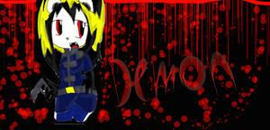 demons look by flip4flippyfan