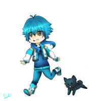 Ren and Aoba by flip4flippyfan