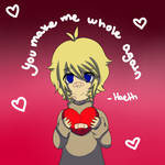 Valentines Haeth by flip4flippyfan