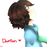 Damian by flip4flippyfan
