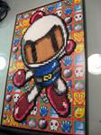 Bomberman Perler Bead Project