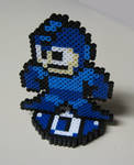 Perler Megaman