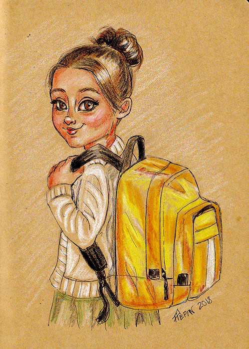 Back to School by TheTruthLiesWithin
