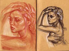 Mirish Drawings 1