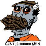 HANNA: GENTLE FEDORA MEN