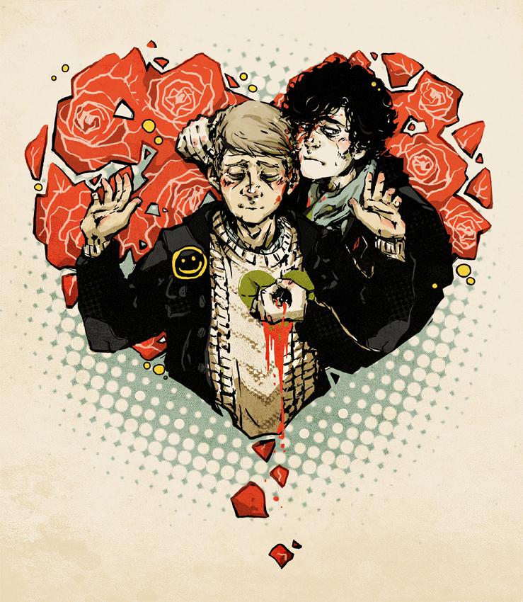 Sherlock: Hurt him to save him by sweetlittlekitty