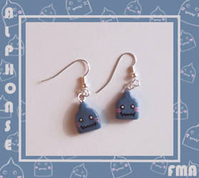 Jewelry: Alphonse earrings by sweetlittlekitty