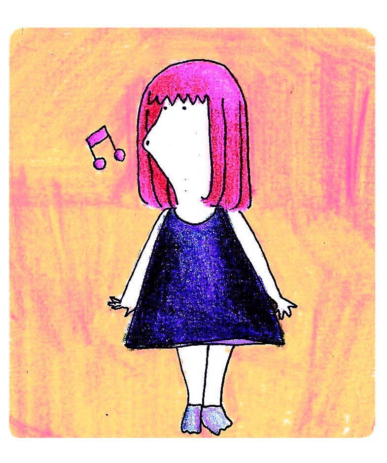 Sing alone by luuanaa