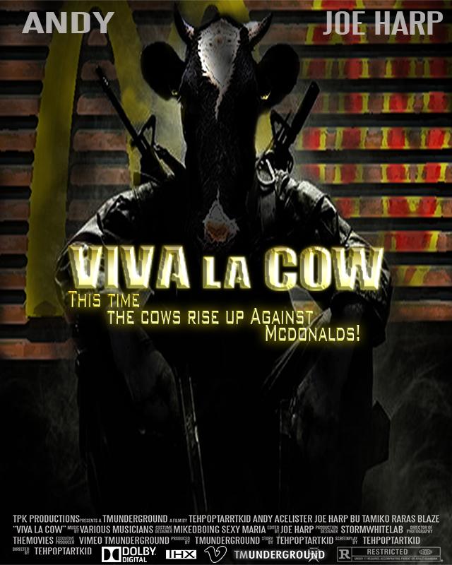 Viva La Cow by JetStrange