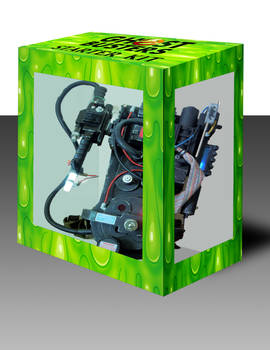 Ghostbusters Starters kit
