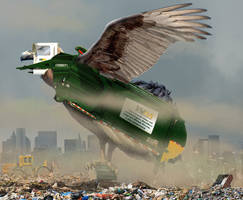 Waste Vulture(working name)