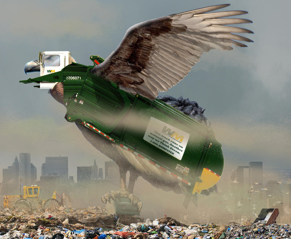 Waste Vulture(working name) by JetStrange