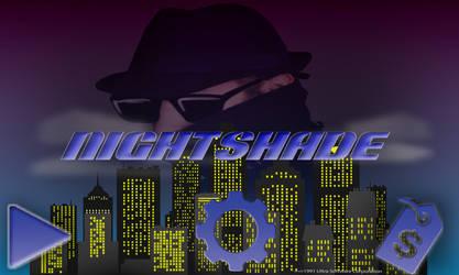Nightshade App Main Menu