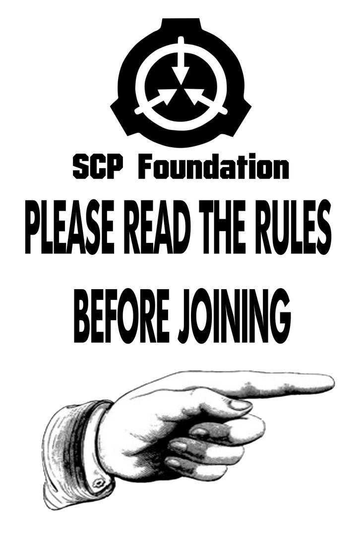 SCP announcement by JetStrange