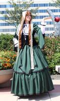 Suiseiseki- Rozen Maiden