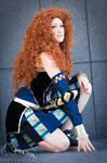 Keyblade Warrior Princess Merida