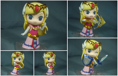 Zelda (Wind Waker) by KrisAnderson97