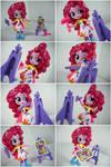 Pinkie Pie (Splashy Arts Class)