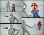 I don't think Mario does his taxes by KrisAnderson97