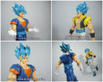 Vegito vs. Gogeta but It's a JoJo Reference by KrisAnderson97