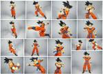 Goku (A Saiyan Raised on Earth) by KrisAnderson97