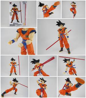 Power Pole/Grip Hands (for Goku)