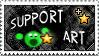 Support Art