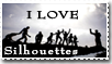 Stamp_Silhouettes by JacquiJax