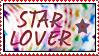 Star Lover Stamp