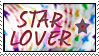Star Lover Stamp by JacquiJax