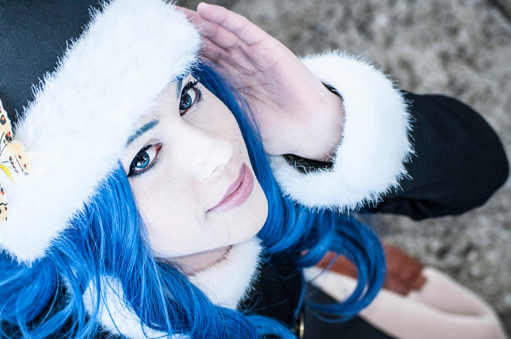 Juvia Cosplay by MissSayuri on DeviantArt