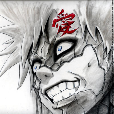 GAARA Final by faroutski