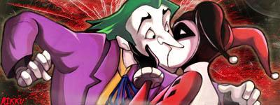 Harley and  Joker II