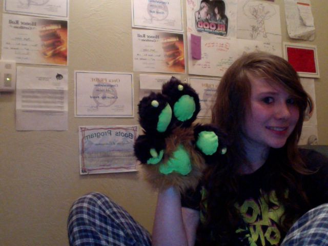 I Made Paws by MUDDii