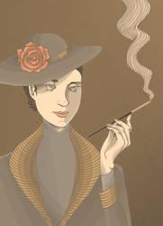 The Dame By Devistarkiller
