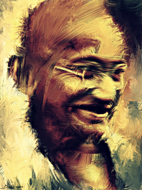Tributes to Mahatma gandhi by Delawer-Omar