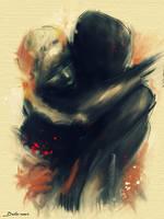 Don't leave by Delawer-Omar