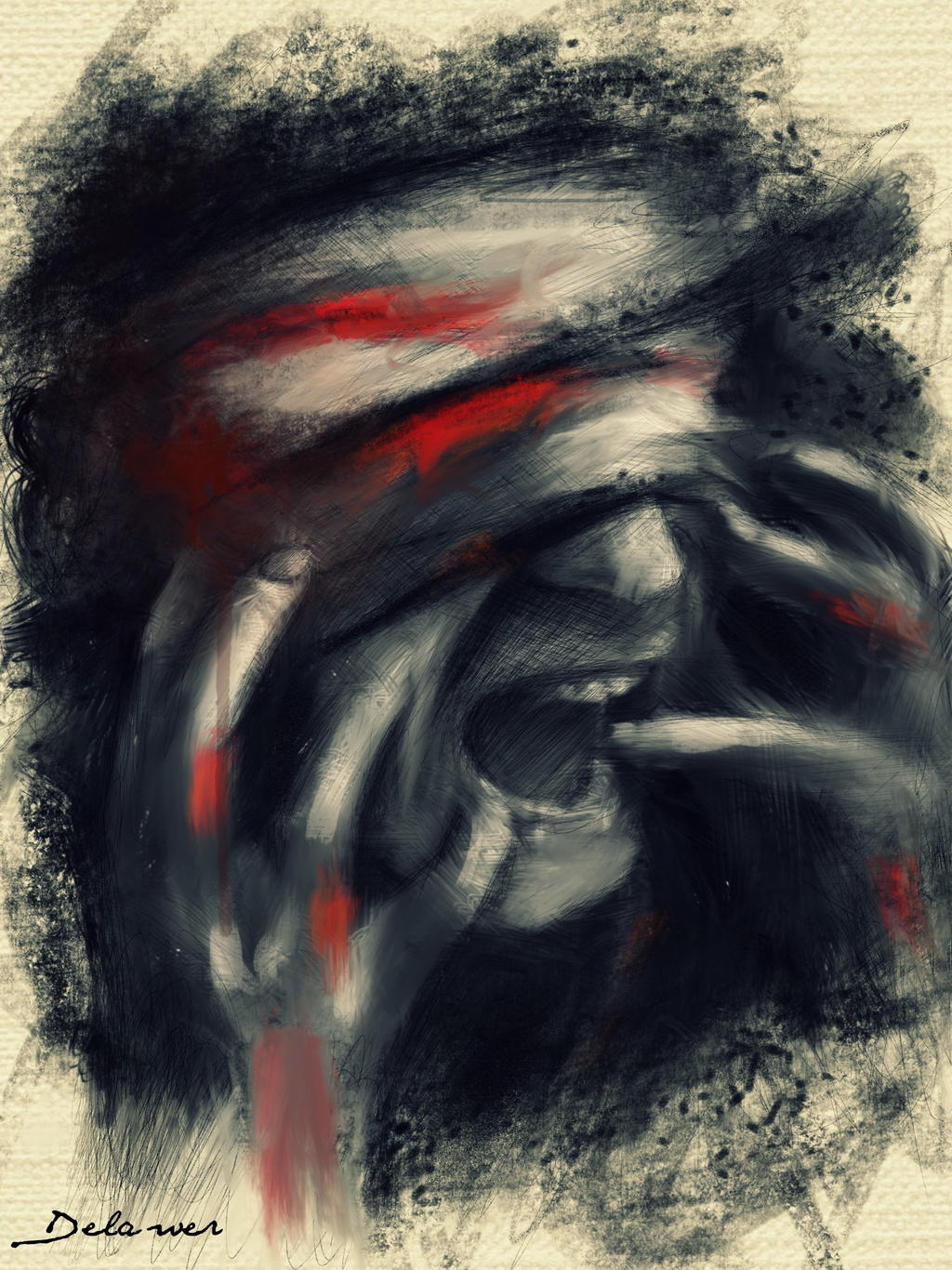 Scream from SYRIA