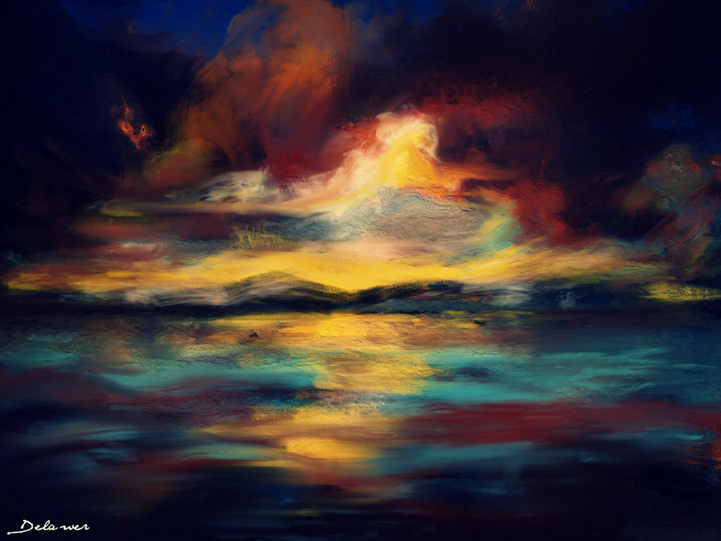 Nostalgia by Delawer-Omar