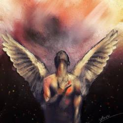 revolution of angels by Delawer-Omar