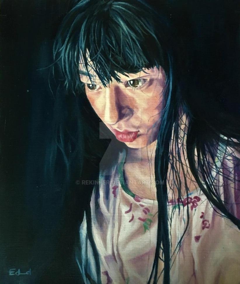 Study of Woman by ReKinFeR