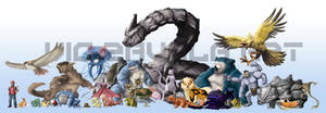 Realistic Pokemon Chart