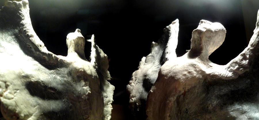 Angel Sculpture - sides