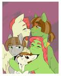 WishfulGen: Mud Briar's Family Headcanon