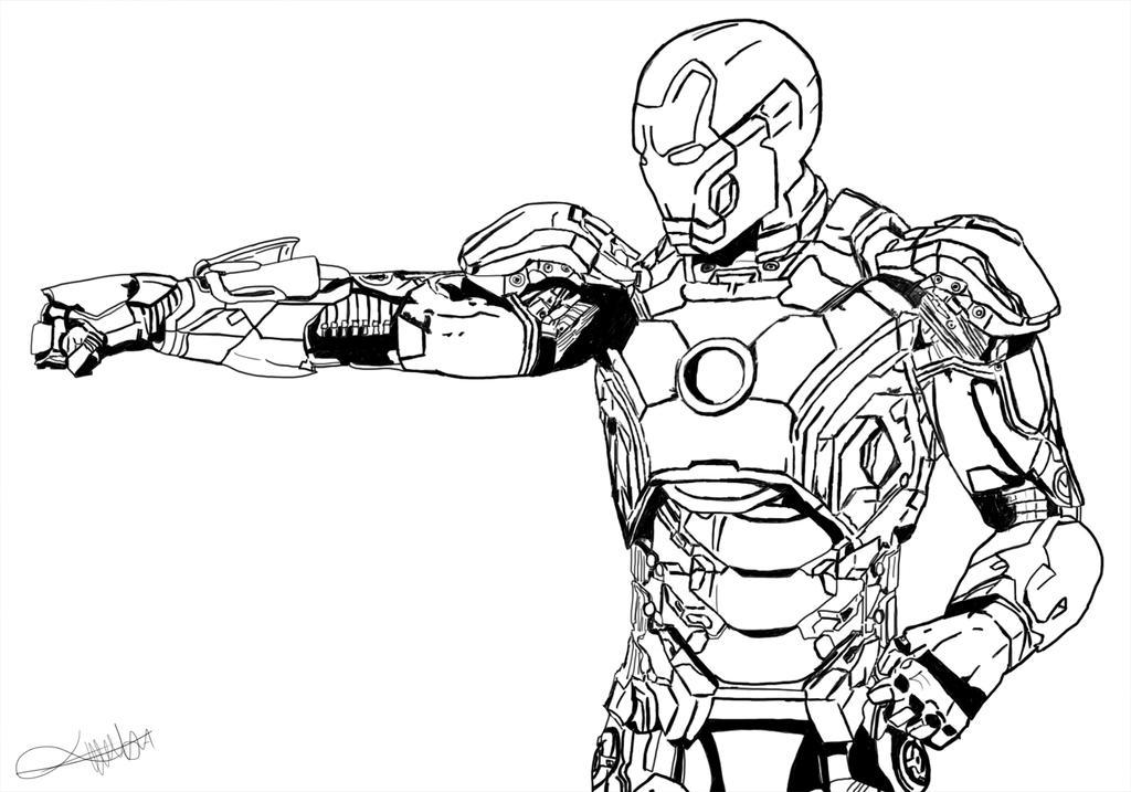 Avengers age of ultron by iloegbunam